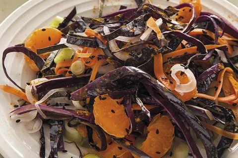 ensalada de mandarina