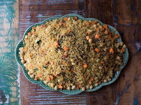 Ensalada de quinoa ecológica