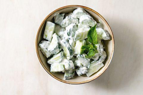 recetas sanas con queso fresco batido