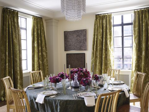 aerin lauder tablescapes