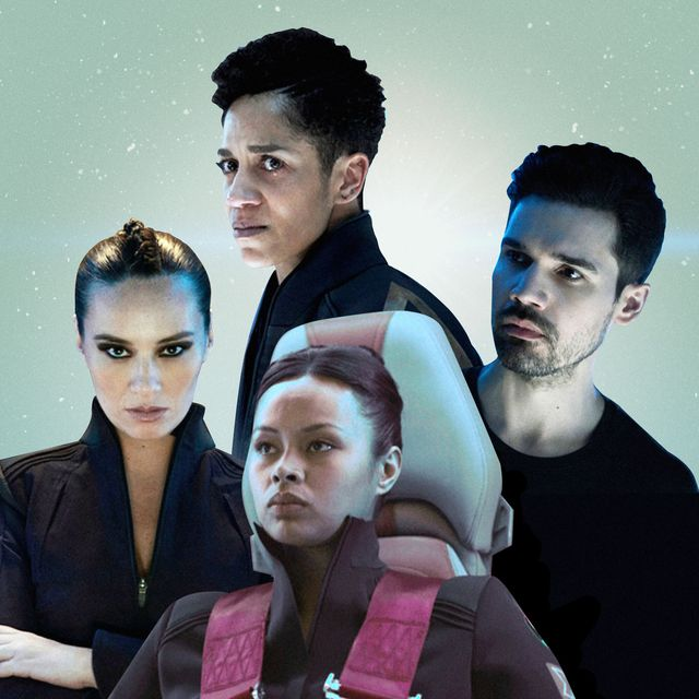 the expanse space opera