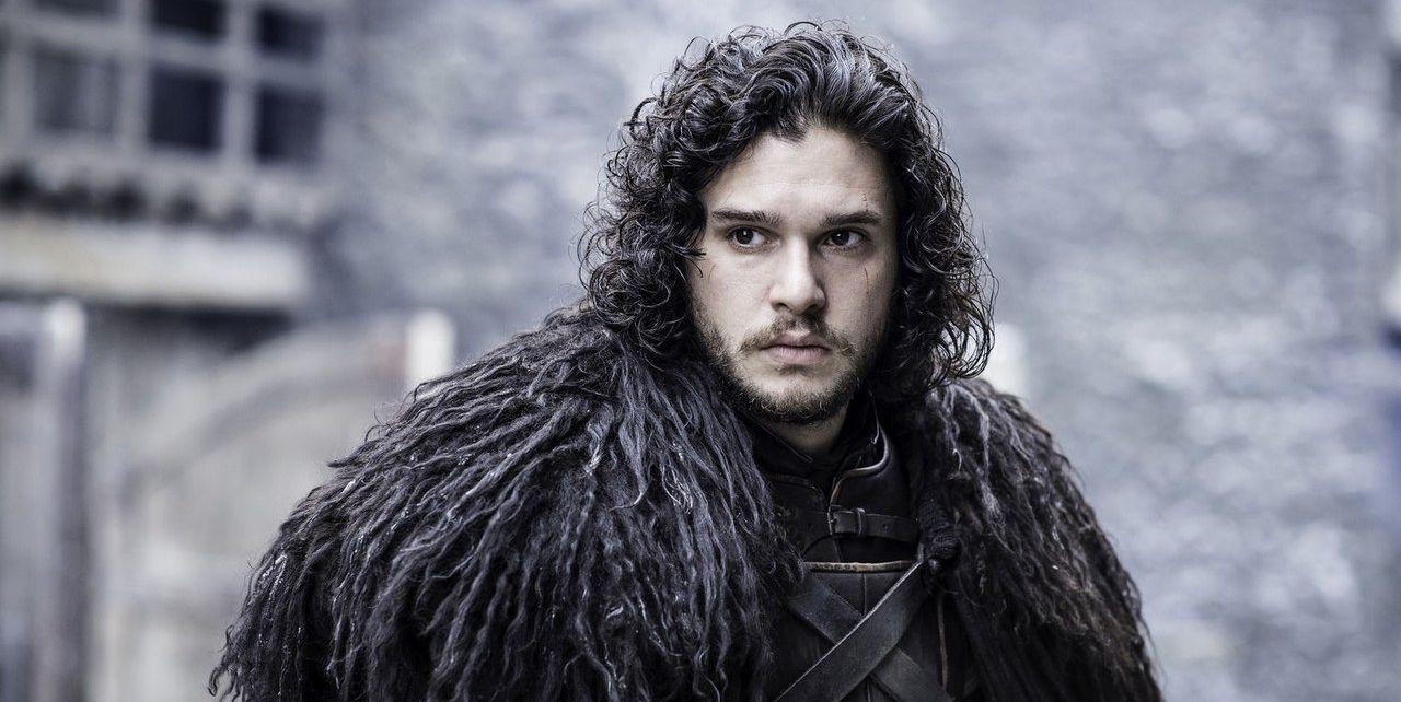 Jon Snow Game of Thrones Kit Harrington