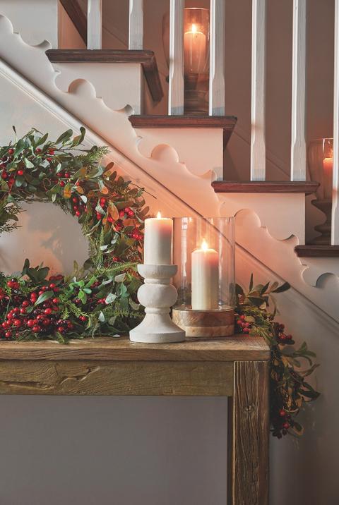 casa perfecta para Navidadel corte ingles deco