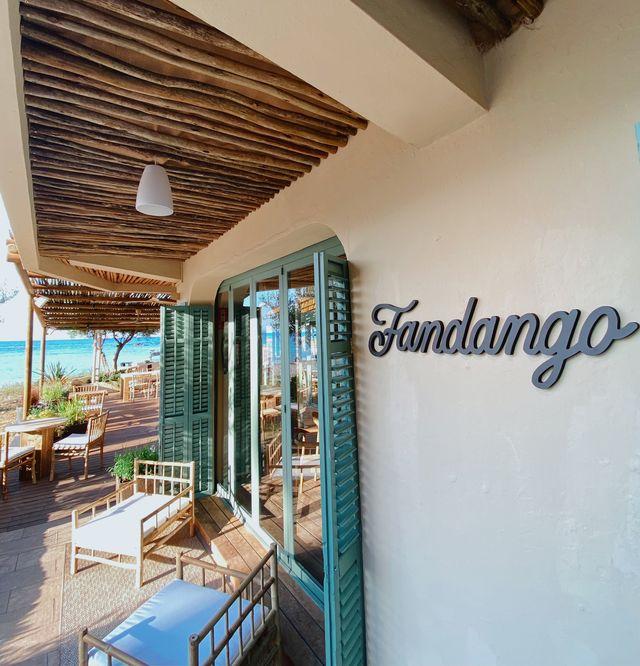 fandango formentera, el nuevo 'place to be' de la isla