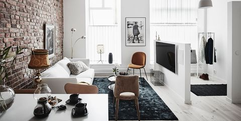 Una casa con dise o n rdico una reforma con estilo for Decoracion de viviendas pequenas