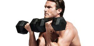entrenamiento potencia muscular ganar fuerza