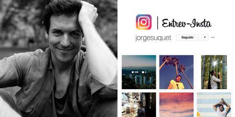 Entrev-Insta a Jorge Suquet