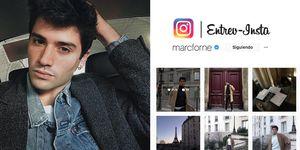 marc forne entrevista instagram