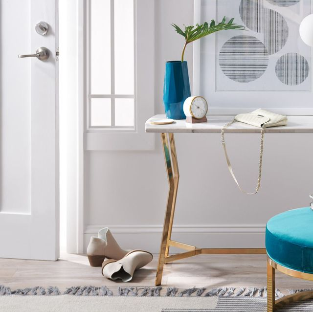 Furniture, Blue, Shelf, Table, Interior design, Room, Turquoise, Coffee table, Product, Shelving,