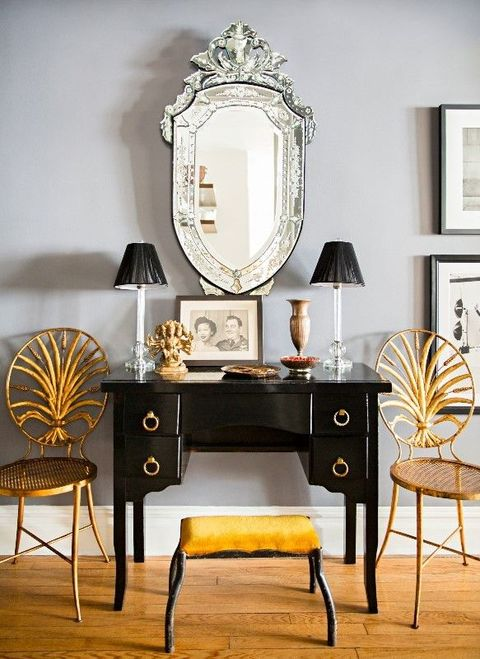 Furniture, Room, Table, Interior design, Yellow, Living room, Material property, Chair, Dining room, Classic,