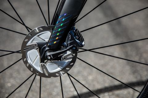 Liv EnviLiv Shimano Ultegra hydraulic disc brake