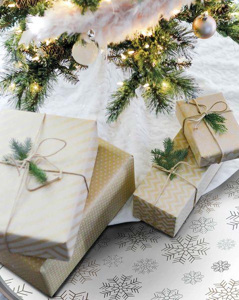 presentar regalos de navidad