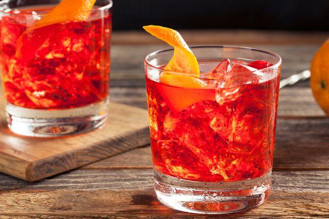 enzoni cocktail negroni