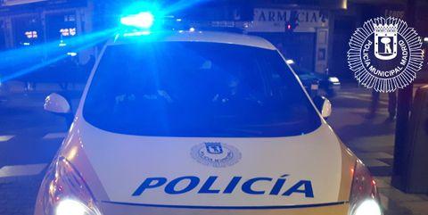 Policia Municipal Twitter