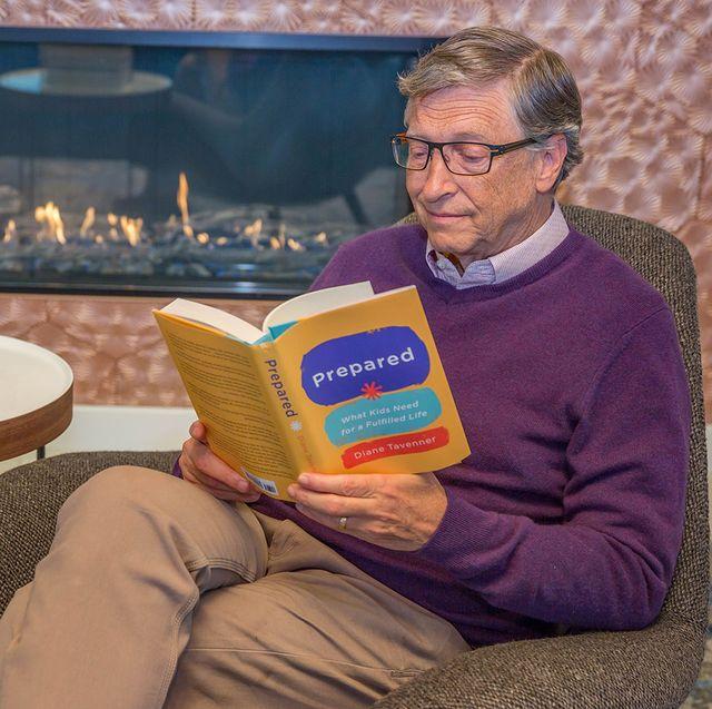 比爾蓋茲推薦給女兒的10本書!這位全球首富喜歡的讀物,可能不是你想像中的那些!