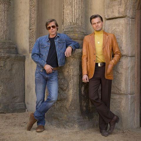 【電影抓重點】李奧納多、布萊德彼特捲入真實殺人事件!《從前,有個好萊塢》極具爭議性的5大看點