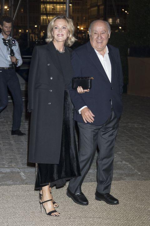 e81c31f2e Los mejores looks de los invitados a la boda de Marta Ortega y ...