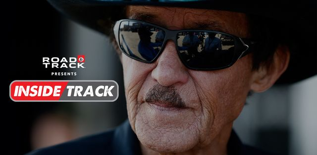 road  track presents inside track with richard petty