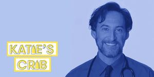 Pediatrician Harvey Karp talks to Katie Lowes on Katie's Crib Podcast