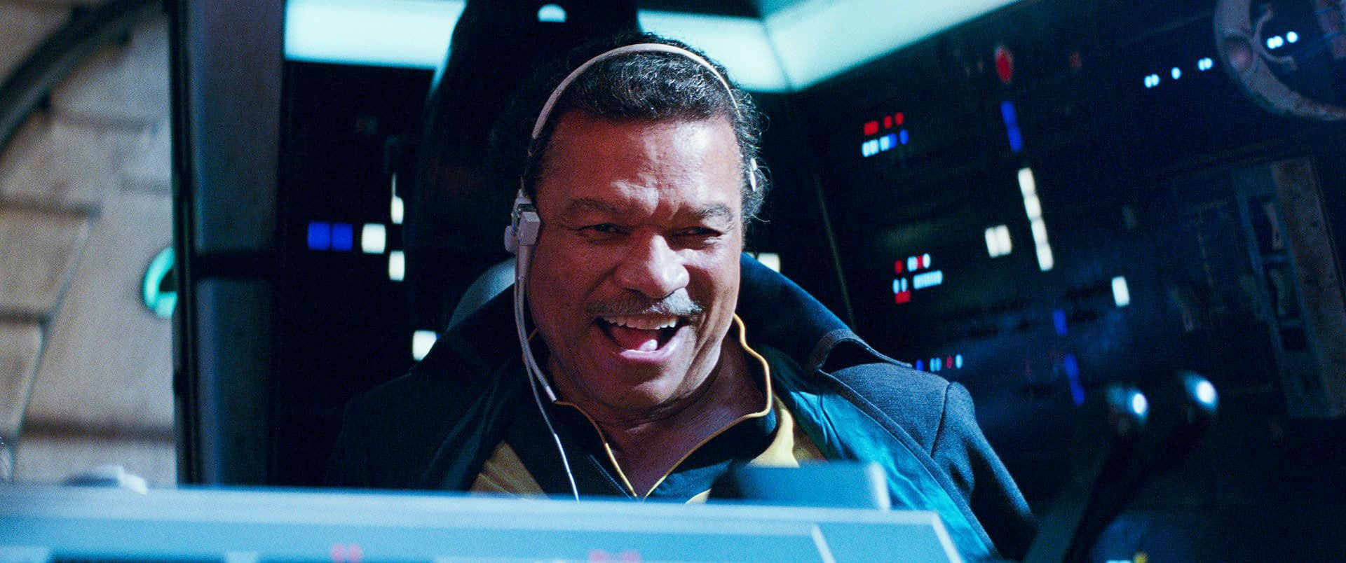How Billy Dee Williams Got Back in Star Wars Shape at 82