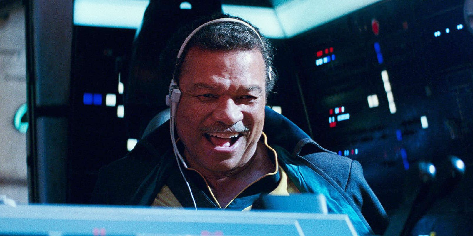 Billy Dee Williams Prepped for Star Wars With Gunnar Peterson