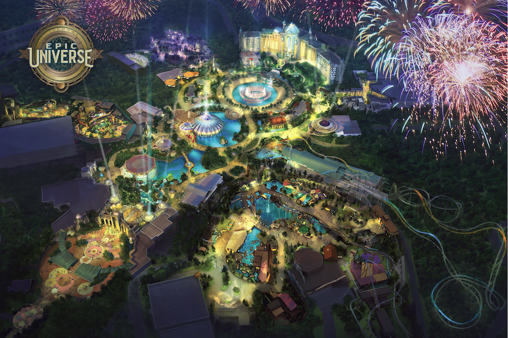 Everything We Know So Far About Universal Orlando's Newest $6 Billion Theme Park: Epic Universe