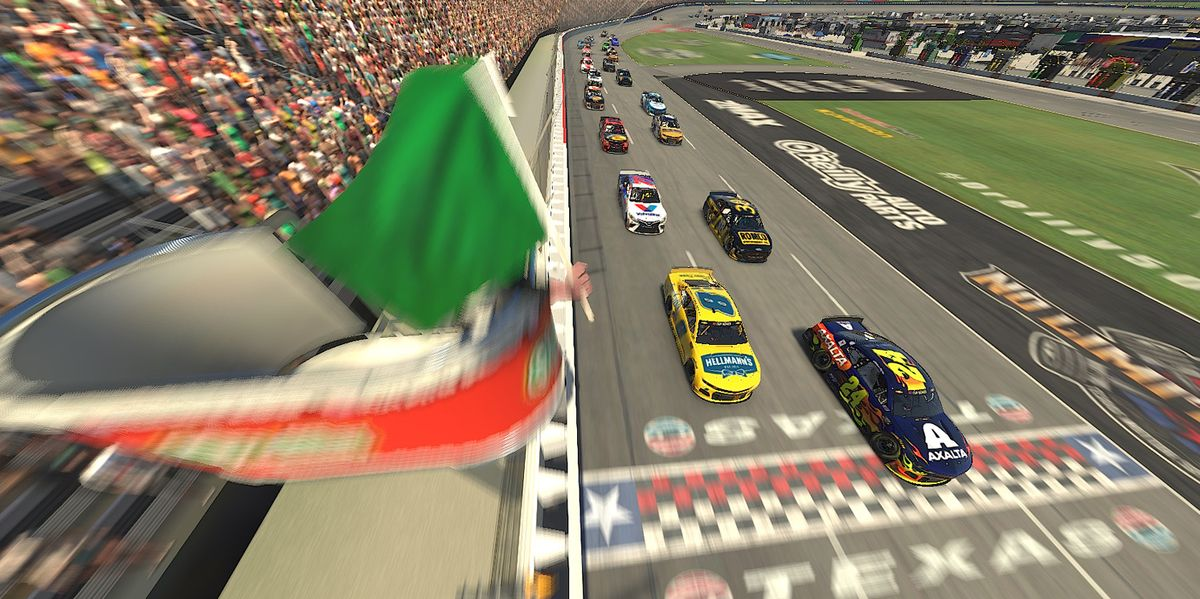 Gallery: eNASCAR iRacing Pro Invitational Series O'Reilly Auto Parts 125 at Texas Motor Speedway