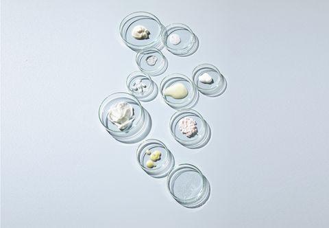 White, Circle, Ceiling, Glass, Metal,