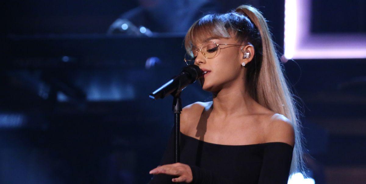 Needy Ariana Grande