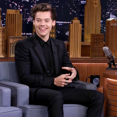 Singer Kelsy Karter Reveals Harry Styles Face Tattoo Is Fake