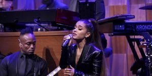 Ariana Grande, Manchester, Get WellSoon, eerbetoon, tribute, nieuwe album, Sweetener