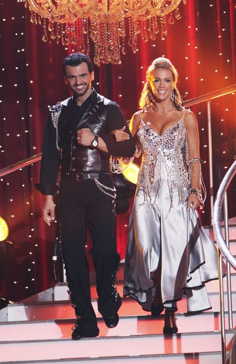 "abc's ""dancing with the stars""   season ten   week four"