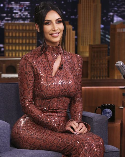 celebrities with psoriasis: kim kardashian
