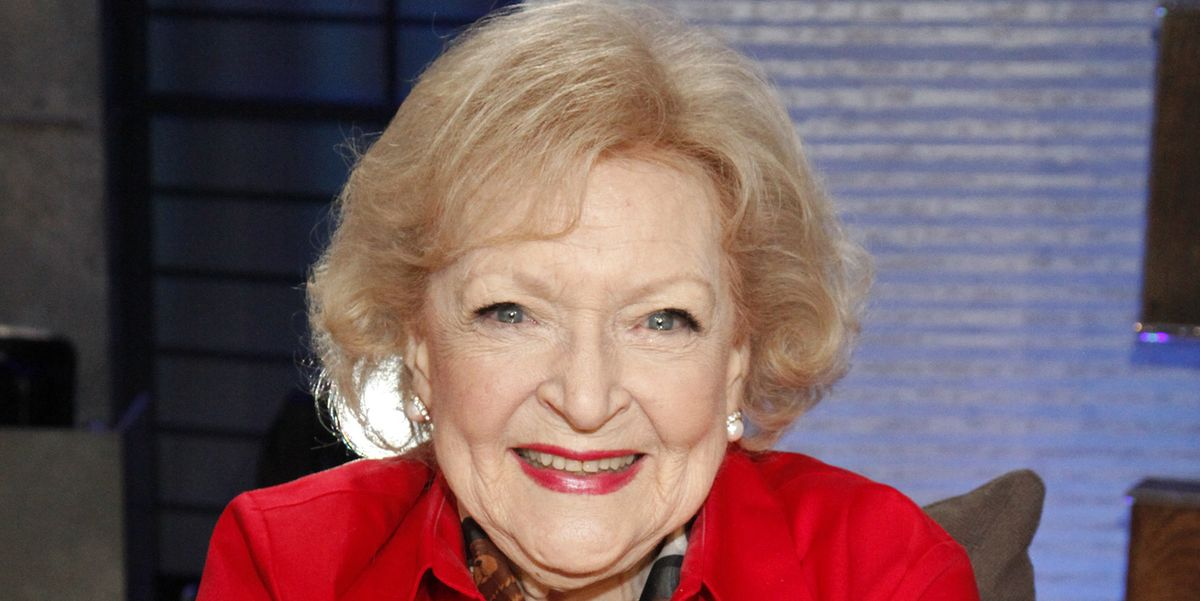 Betty White Is Spending Her 99th Birthday Staying Up Late and Doing Exactly What She Wants