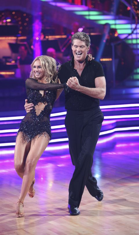 "abc's ""dancing with the stars""   season 11   week one"