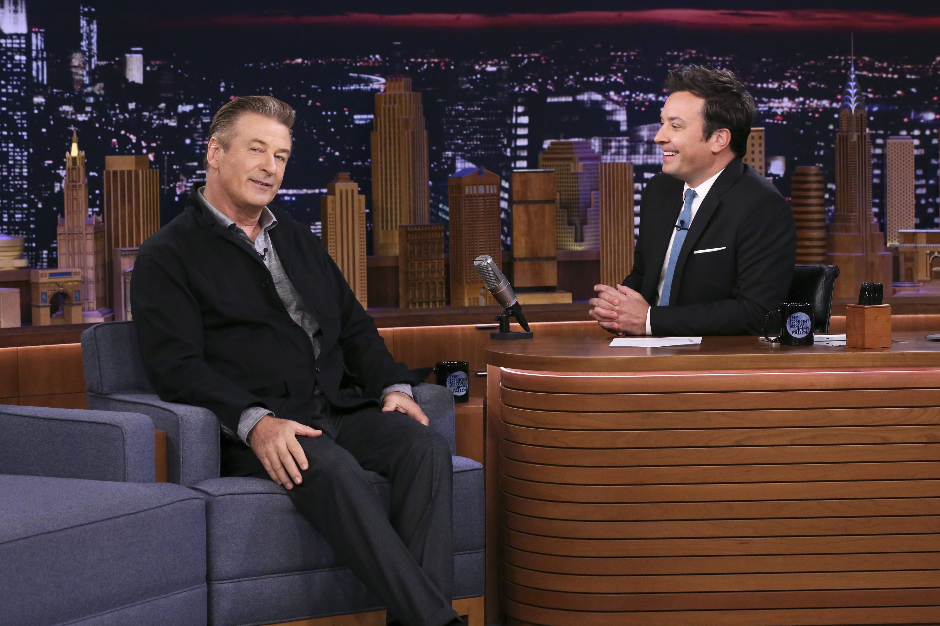 Alec Baldwin Just Showed Off His Weight Loss by Dropping His Pants on Live TV