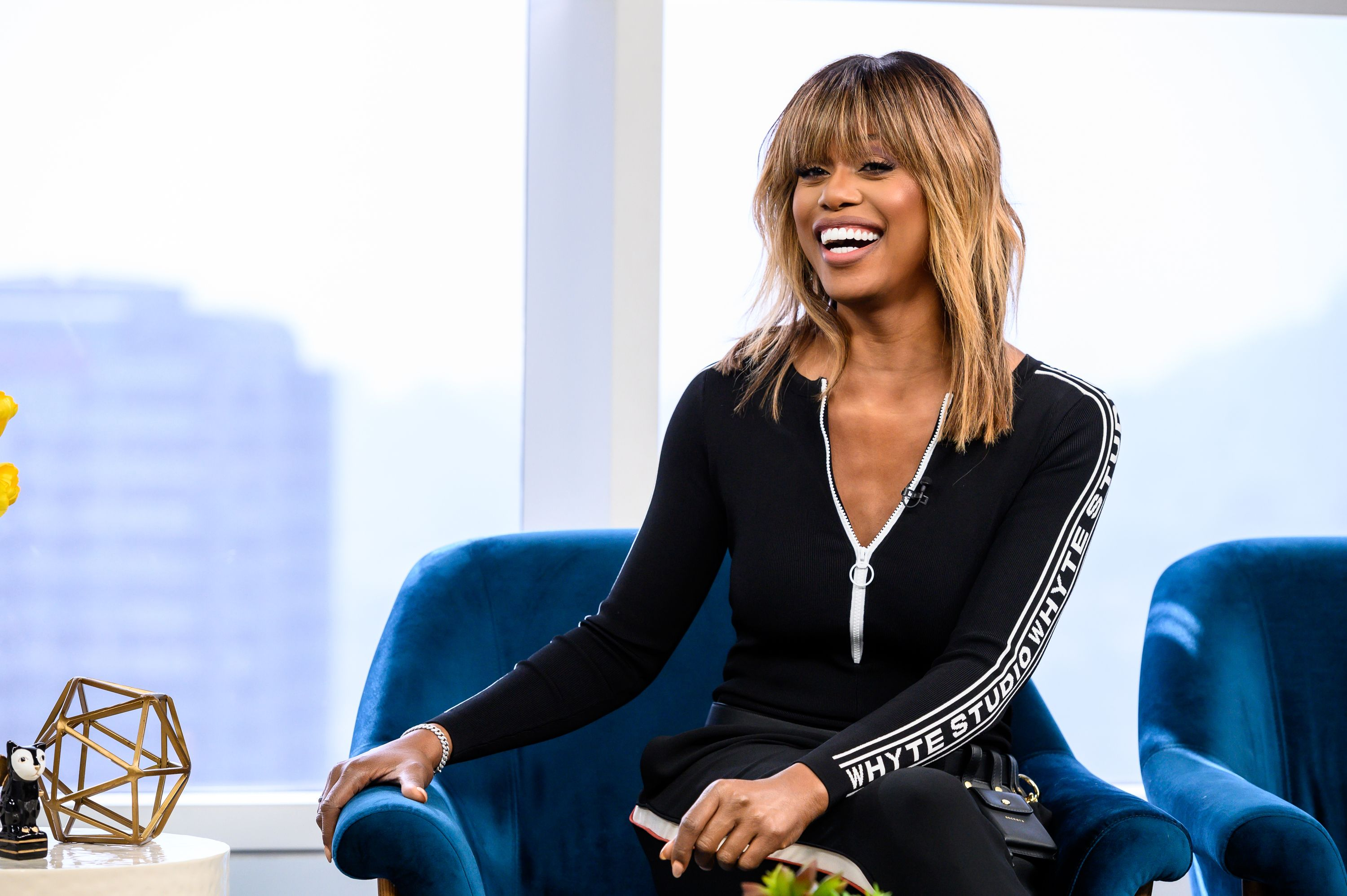 Laverne Cox Could Become the First Transgender Actress to Win an Emmy