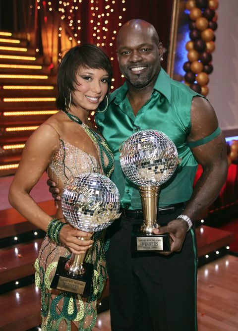 DANCING WITH THE STARS THE RESULTS SHOW