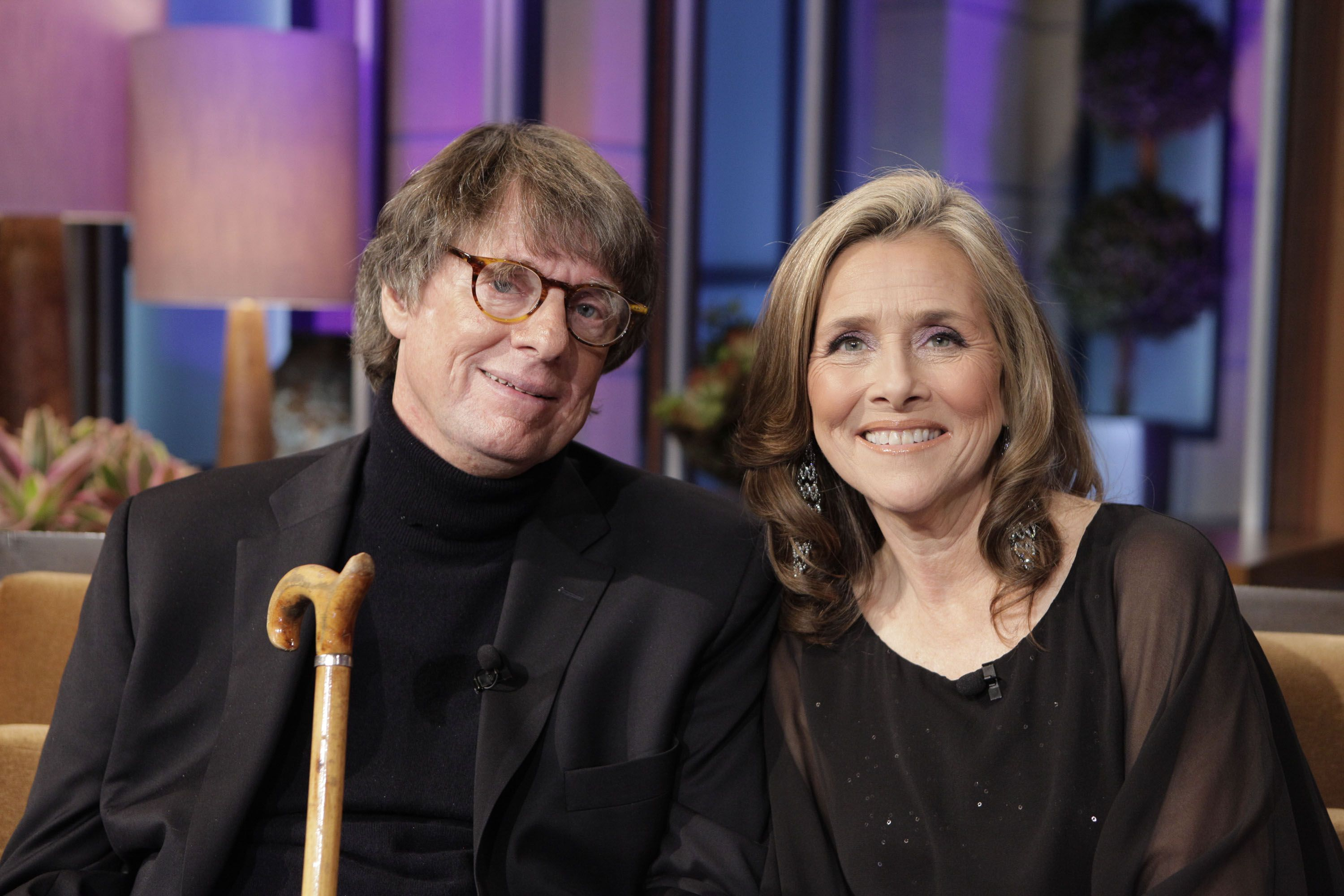 """Meredith Vieira Opens up About Her Husband's MS: """"There Are Days I Can't Stand It"""""""