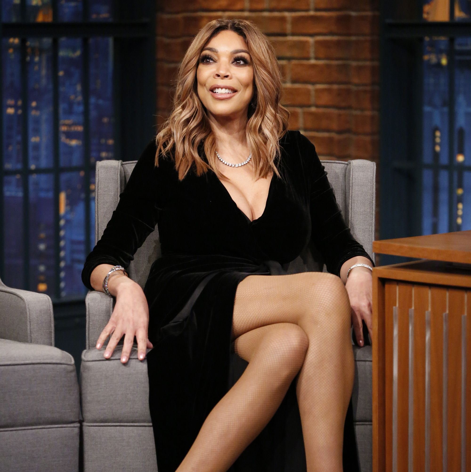 """Wendy Williams to Spend a """"Significant Time"""" Hospitalized Due to Graves' Disease"""