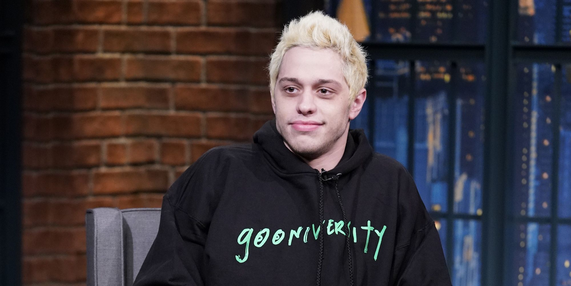 Yikes, Pete Davidson's Singing About Regrets on His Instagram Stories