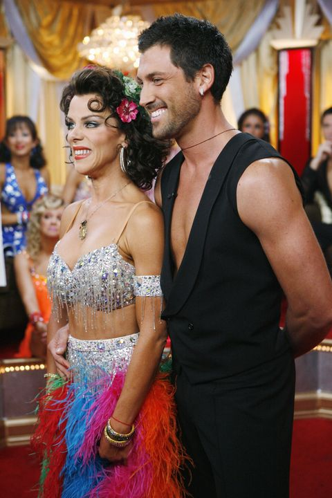"ABC's ""Dancing With The Stars"" - Season Nine - Week Three - Backstage"