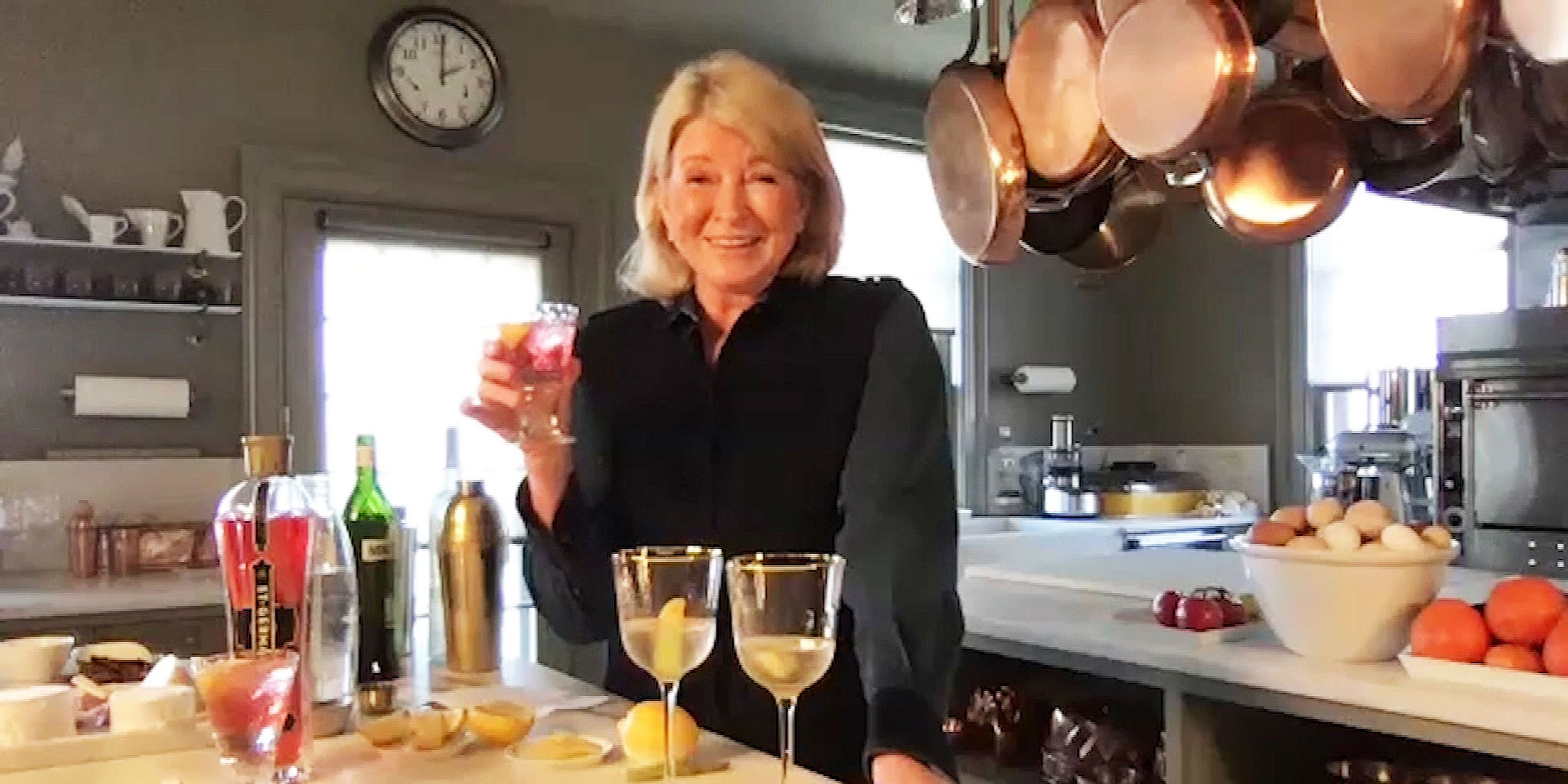 Martha Stewart Left A Tipsy Comment On An Instagram Photo