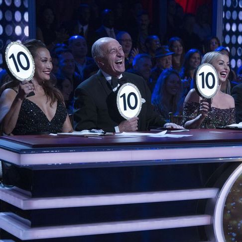 """""""dancing with the stars"""" rules"""