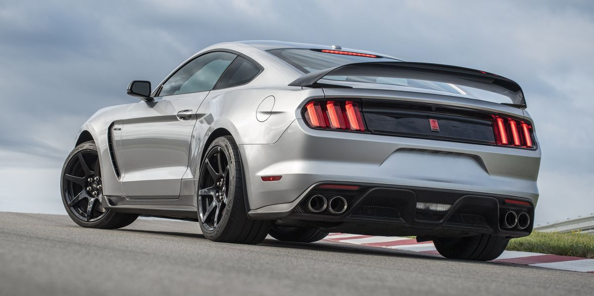 2020 Ford Mustang Shelby GT350R Gets Upgrades From the GT500