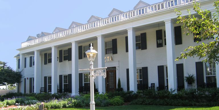 The 22 most stunning sorority houses in america for America best homes