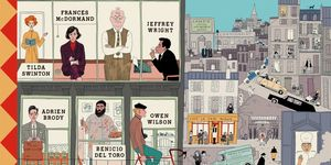 Wes Anderson The French Dispatch
