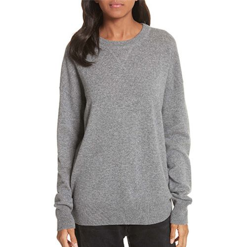 equipment cashmere sweatshirt