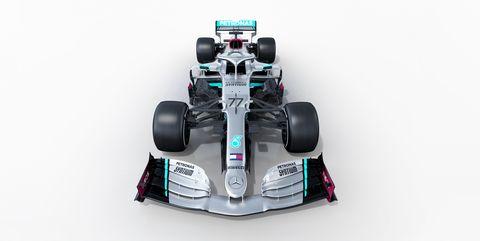 Mercedes W11 2020