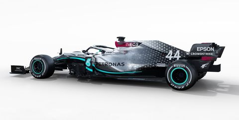 Mercedes 2020 W11